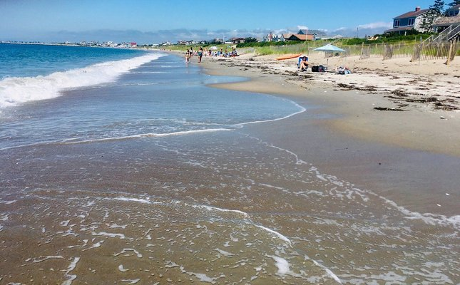 Roger Wheeler State Beach