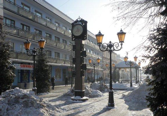 Sovetskaya St