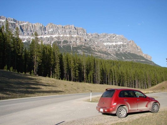 Bow Valley Pkwy