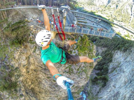 Mont Blanc Adventure Park