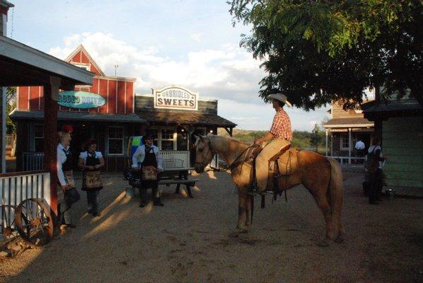 Blazin' M Ranch
