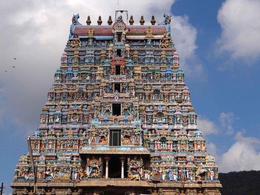 Arulmigu Kallalagar Temple, Allagar Temple
