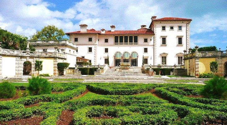 Vizcaya Museum & Gardens