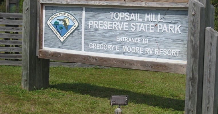 Topsail Hill Preserve State Park Gregory E. Moore RV Resort