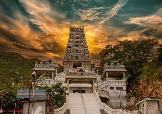 Maruthamalai Arulmigu Subramanya Swami Temple