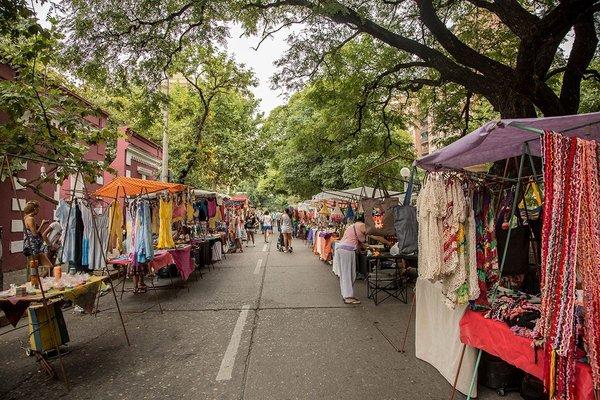 Feria Artesanal Paseo de Las Artes