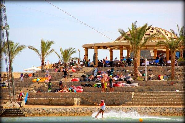 Sliders Cable Park - El Gouna, Egypt