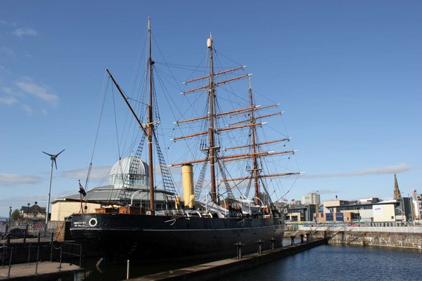Discovery Point and RRS Discovery