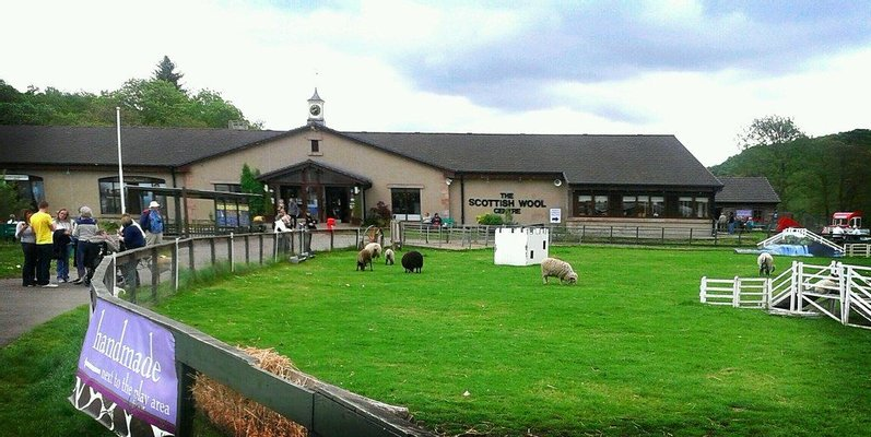 The Scottish Wool Centre