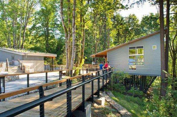 Mercer Slough Environmental Education Center