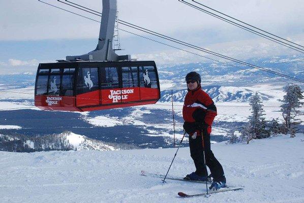 Jackson Hole Aerial Tram and Gondola Rides