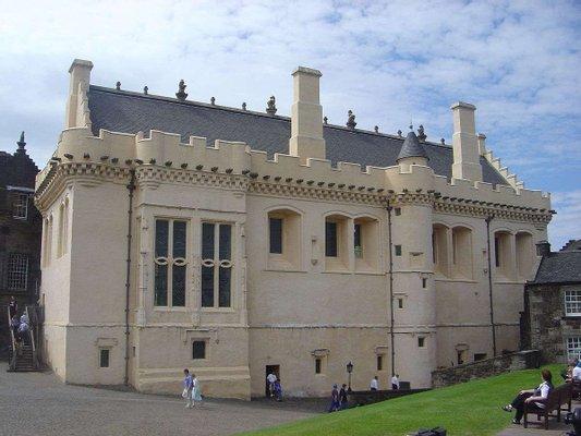 Stone Hall Castle Tours