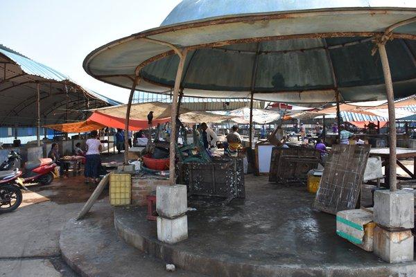 Negombo Fish Market Complex
