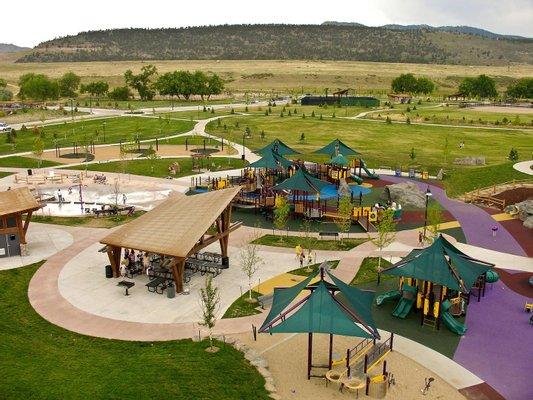 Spring Canyon Park