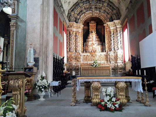 Igreja Matriz de Nossa Senhora da Estrela