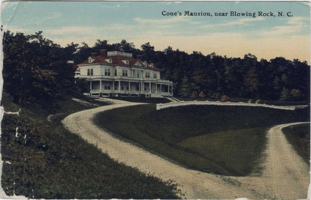 The Cone Manor