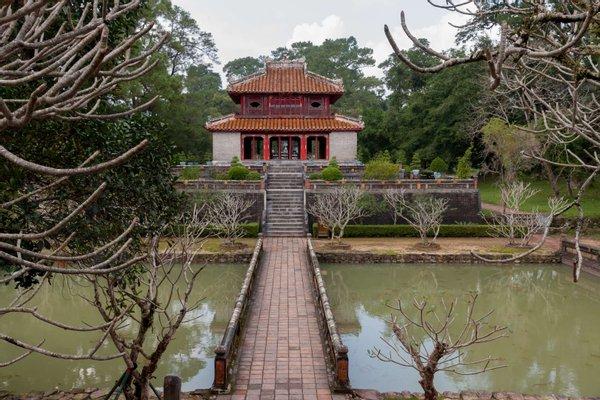 Mausoleum of Emperor Minh Mang