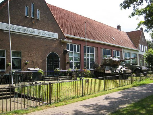 Arnhems Oorlogsmuseum 40-45