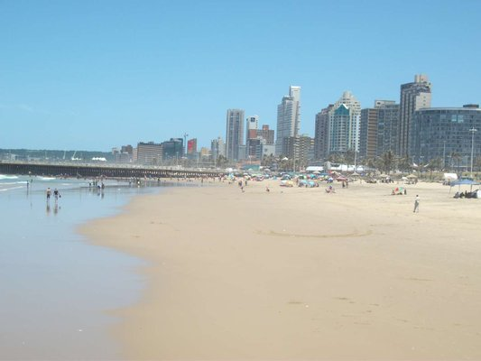 Golden Mile Beach