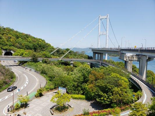 Kurushima kaikyo ohashi Bridge