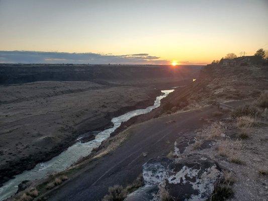 Snake River Canyon Rim Trail