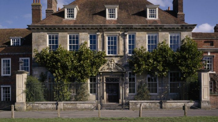 National Trust - Mompesson House