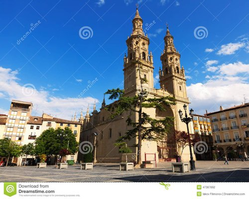 Co-Cathedral of Logroño