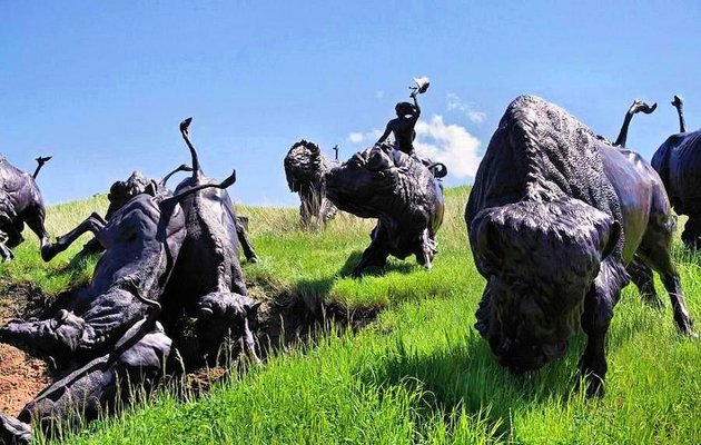 Tatanka Story of Bison