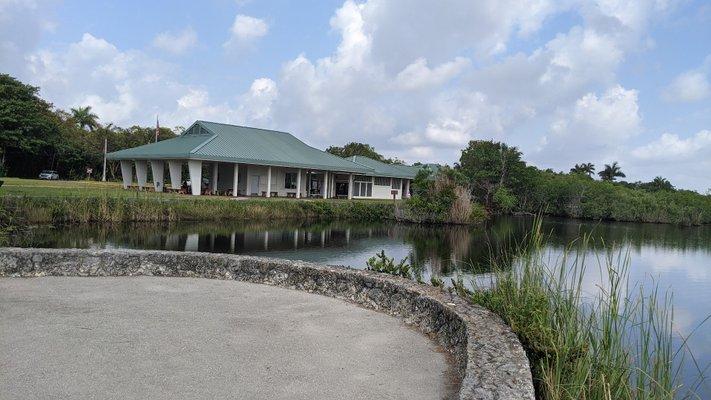 Royal Palm Visitor Center