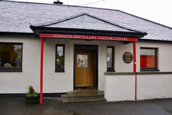 The Tomatin Distillery Visitor Centre