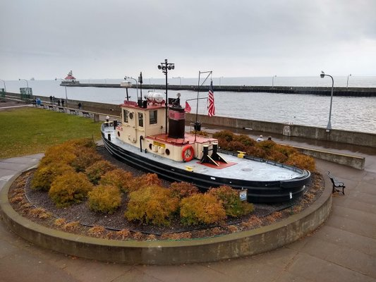 Lake Superior Marine Museum