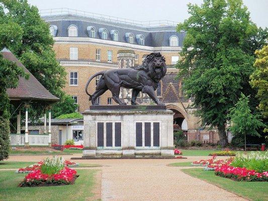 Maiwand Lion, Forbury Gardens