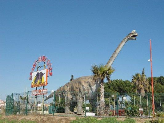 Dinoland - Dinopark - Geant Mini Golf