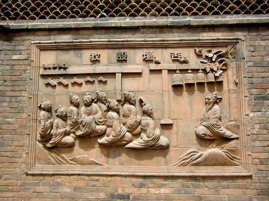 Pingyao Confucian Temple