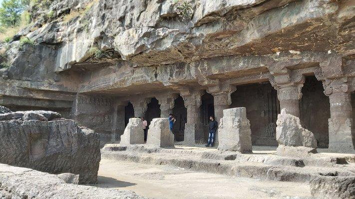 Aurangabad Caves