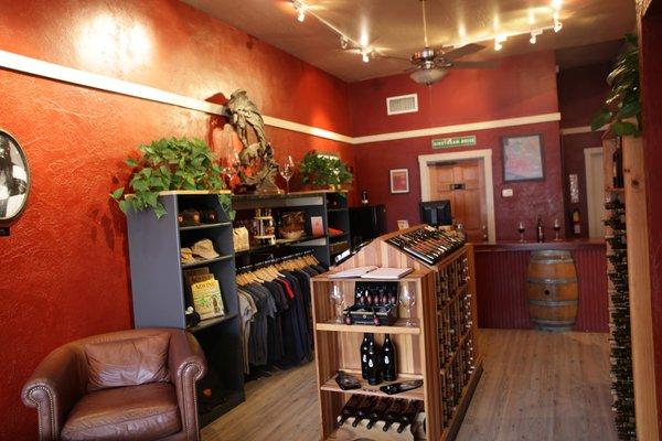 Arizona Stronghold Vineyards Tasting Room
