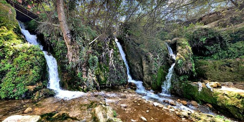 Harbiye Falls