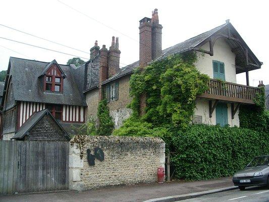 Maisons Satie