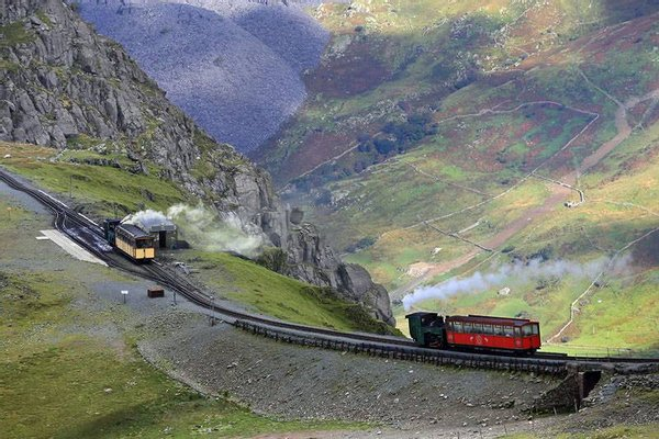 Clogwyn Station, Snowdon Mountain Railways