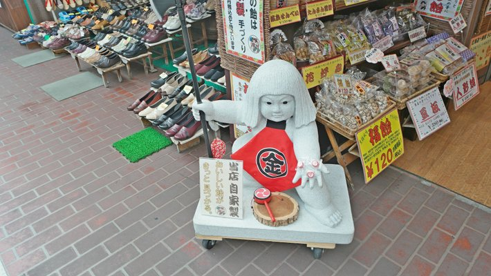 Sugamo Jizodori Shopping Street