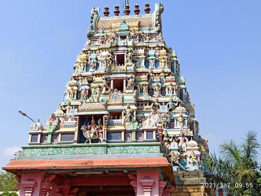Arulmigu Patteeswarar Swamy Temple