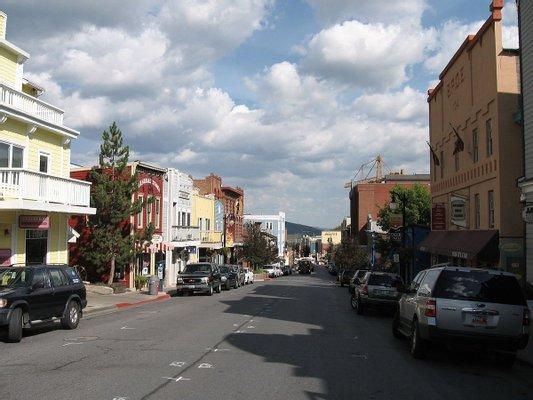 Park City Main Street Historic District