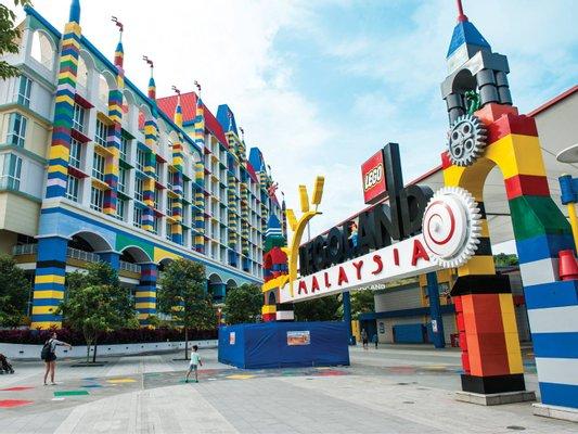 LEGOLAND, Nusajaya, Johor.