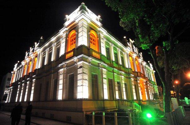 Museum Sergipana People Gov. Marcelo Déda