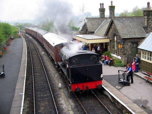 Embsay & Bolton Abbey Steam Railway