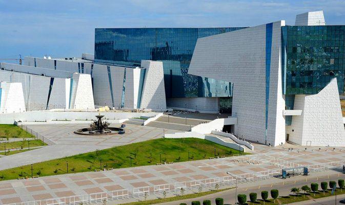 National Museum of the Republic of Kazakhstan