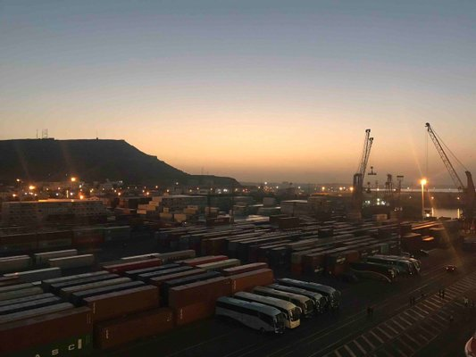 Agadir Commercial Port