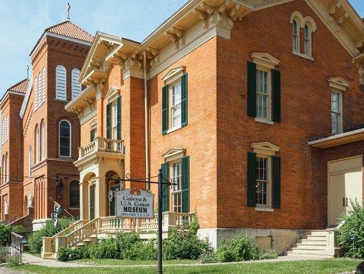 Galena Historical Society