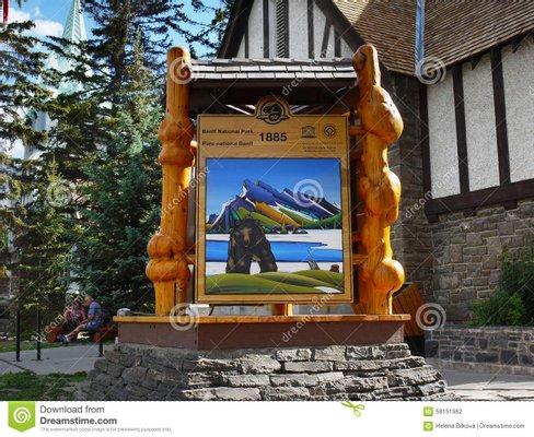Banff Visitor Centre