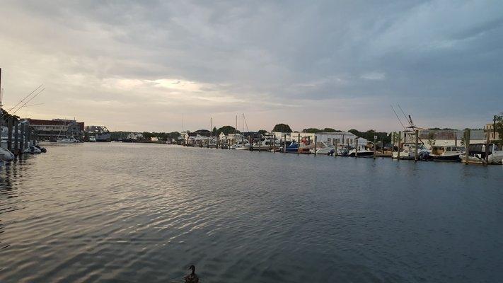 Mystic Downtown Marina